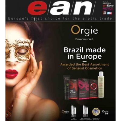 NO TABOO в новостях в самом популярном европейском журнале EAN!