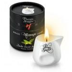 Массажная свеча с ароматом иланг-иланга, объем 80 мл