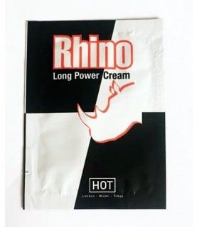 Продлевающий крем Rhino Long power Cream (пробник) 3 мл - No Taboo