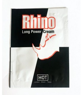 Подовжує крем Rhino Long power Cream (пробник) 3 мл - No Taboo