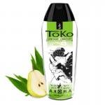 Лубрикант Shunga Toko AROMA - Pear & Exotic Green Tea 165 мл