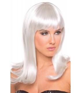 Парик с челкой Hollywood Wig, блонд - No Taboo
