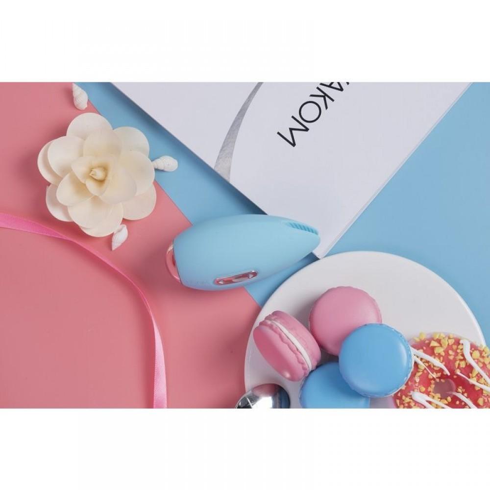 Вибратор стимулятор клитора голубой Candy Svakom (30037), фото 8 — секс шоп Украина, NO TABOO