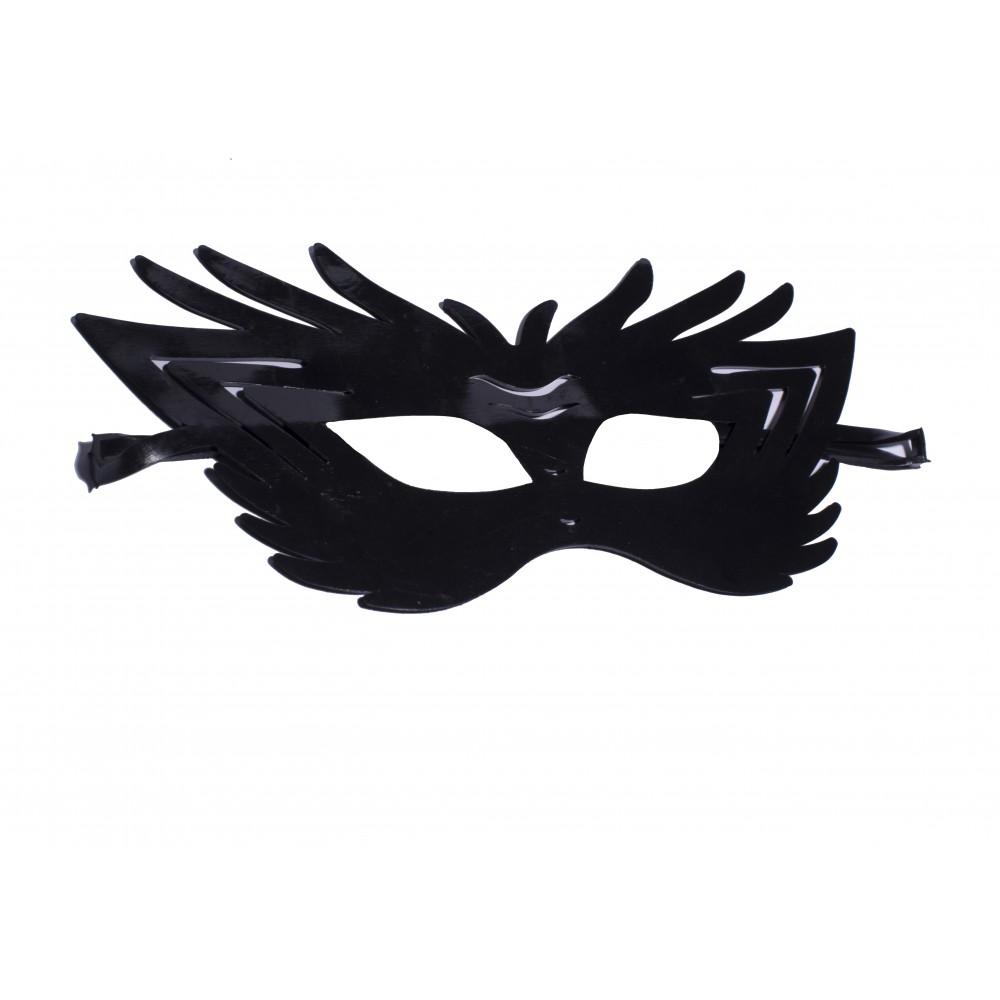Черная маска из непрозрачного геля NO TABOO - No Taboo