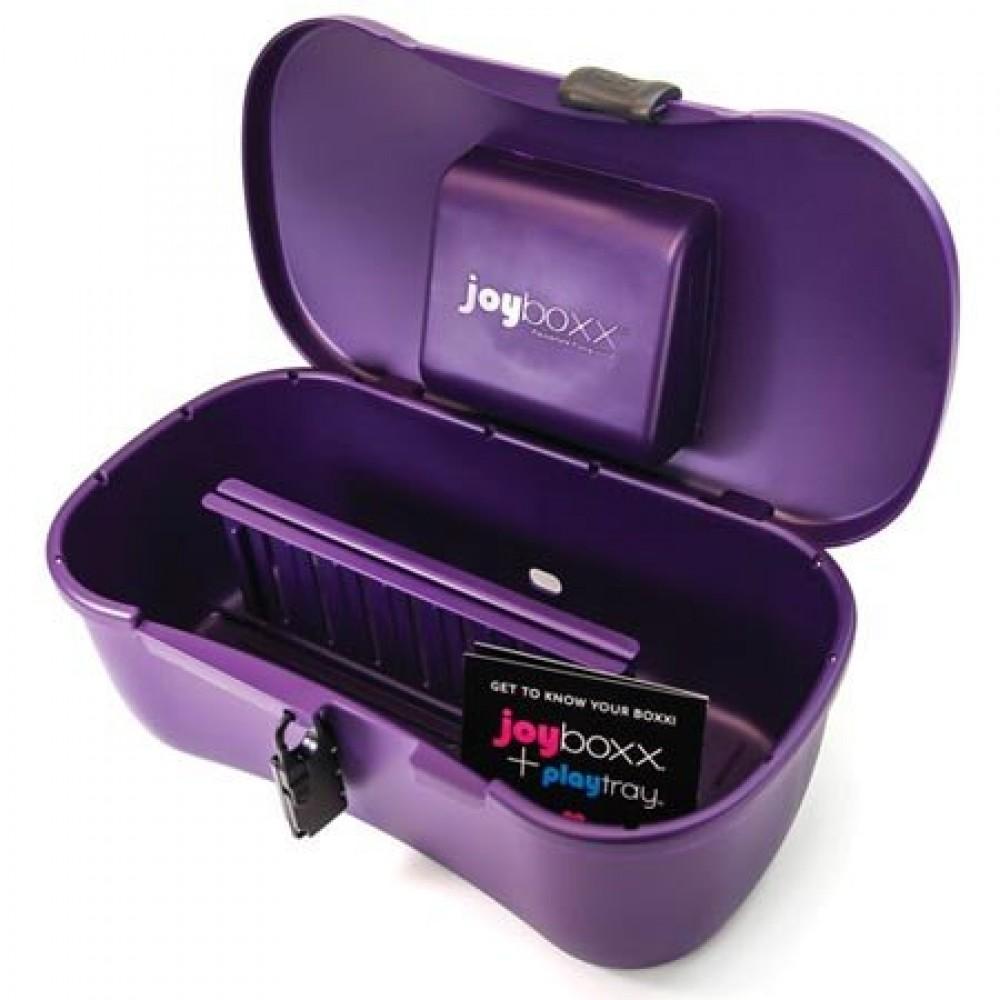 Бокс для хранения игрушек JOYBOXX - HYGIENIC STORAGE SYSTEM PURPLE, фото 2