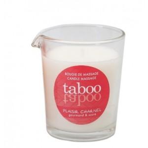 Массажная свеча со сладким цветочным ароматом Taboo (33213), zoom