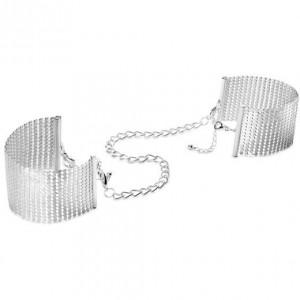 Браслеты - наручники DESIR METALLIQUE от Bijoux Indiscrets (30944), zoom