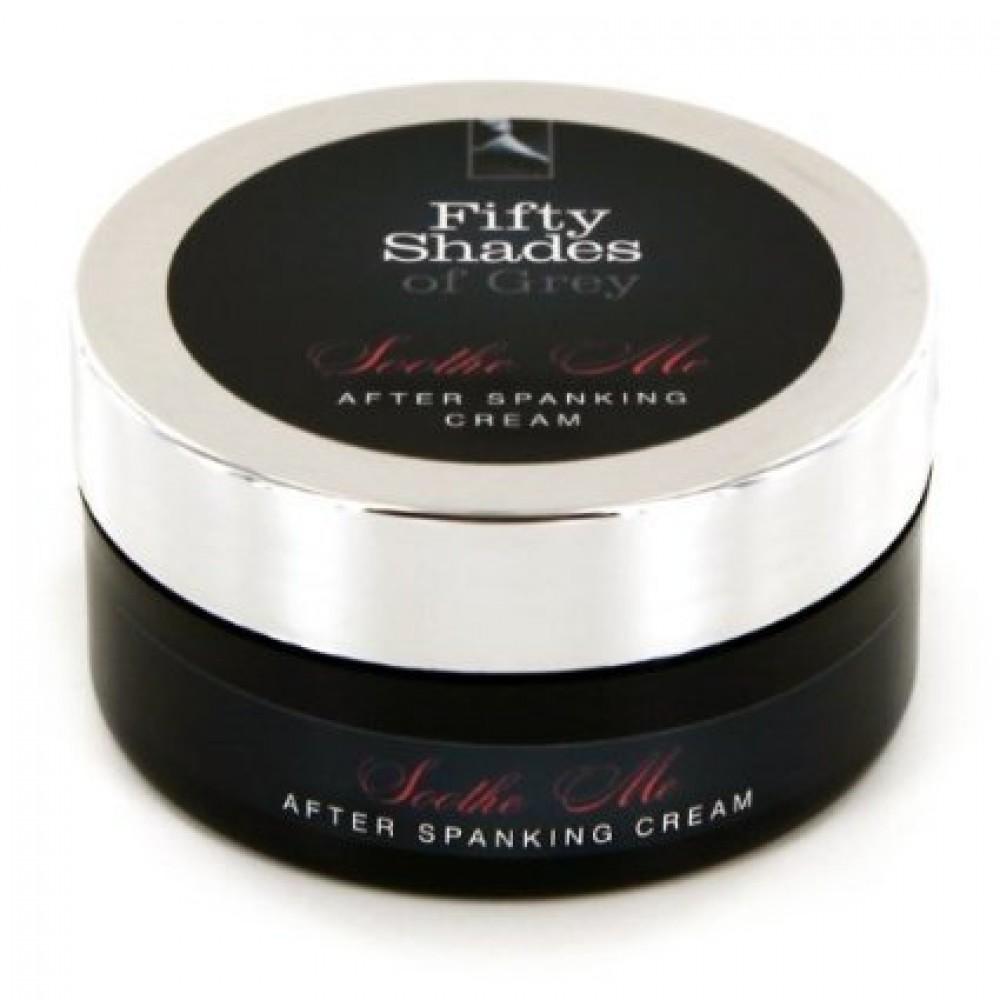 Fifty Shades of Grey - Успокаивающий крем после порки, 50 мл (50 оттенков серого) , фото 1