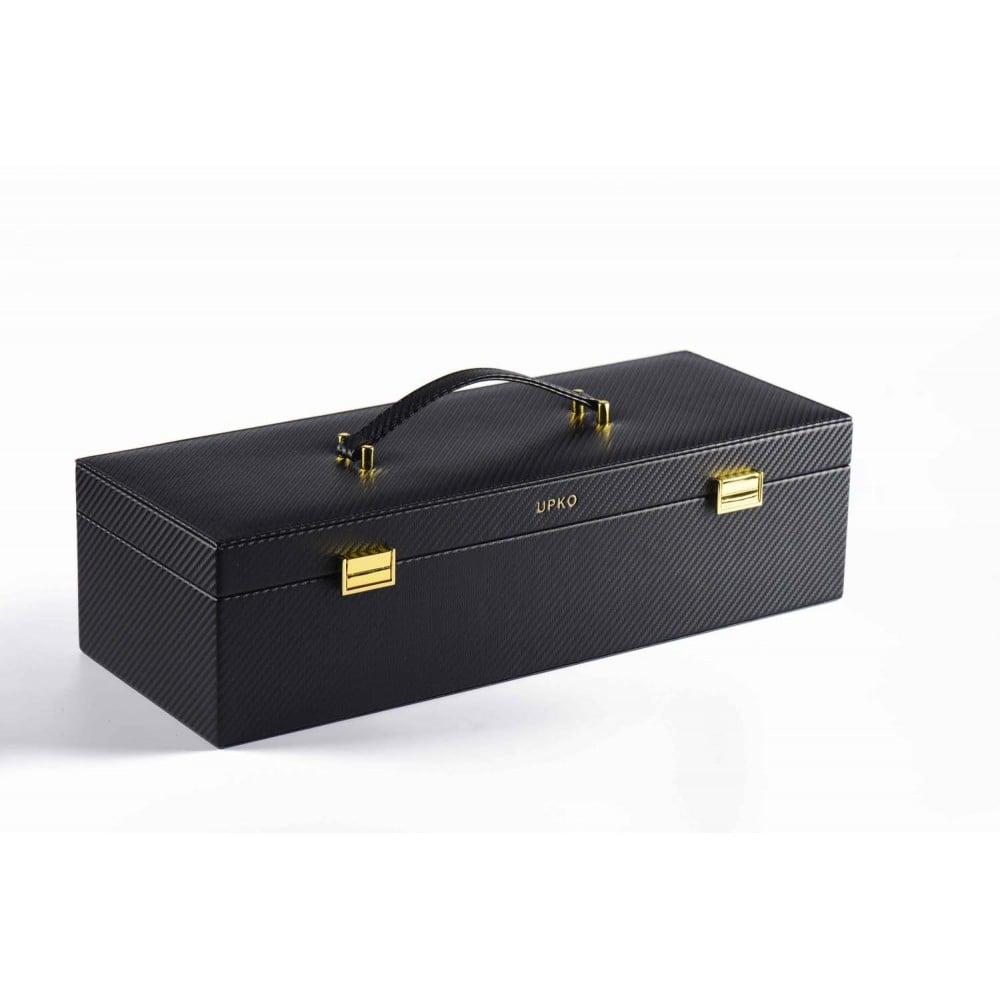 Королевский набор в чемодане Luxurious & Romantic Bondage Play Kit UPKO, фото 11
