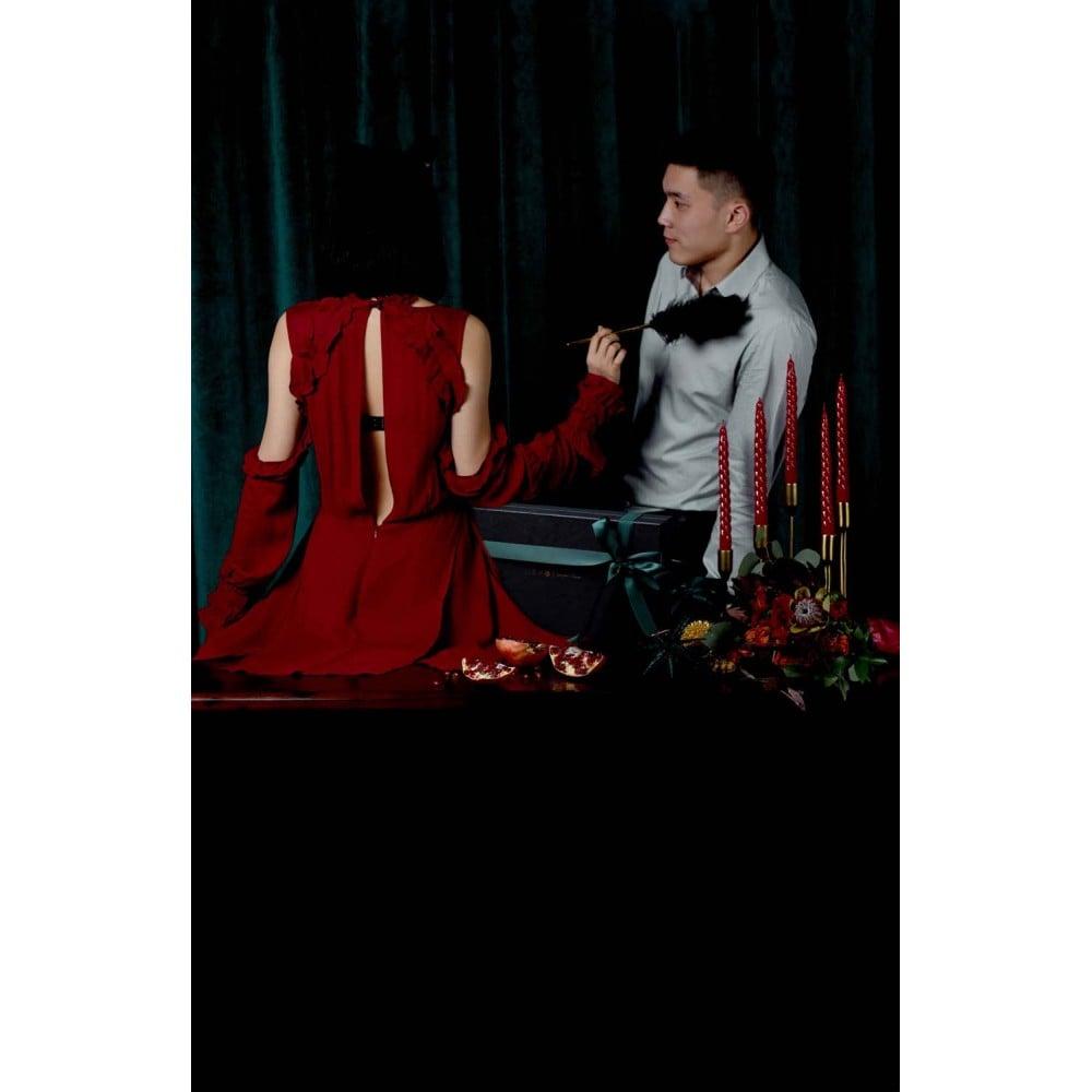 Королевский набор в чемодане Luxurious & Romantic Bondage Play Kit UPKO, фото 17