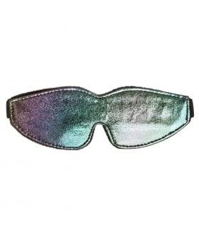 Маска на глаза хамелеон подкладка мех NO TABOO - No Taboo