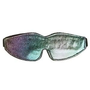 Маска на очі хамелеон підкладка хутро NO TABOO (33106), zoom