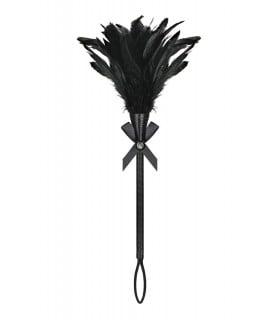 Метелочка из черных перьев, NO TABOO