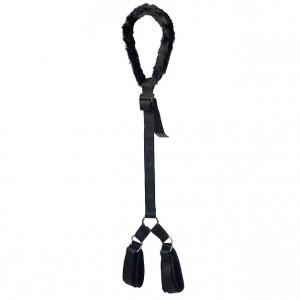 Ошейник с наручниками Anti-Back Handcuffs NO TABOO (31886), zoom