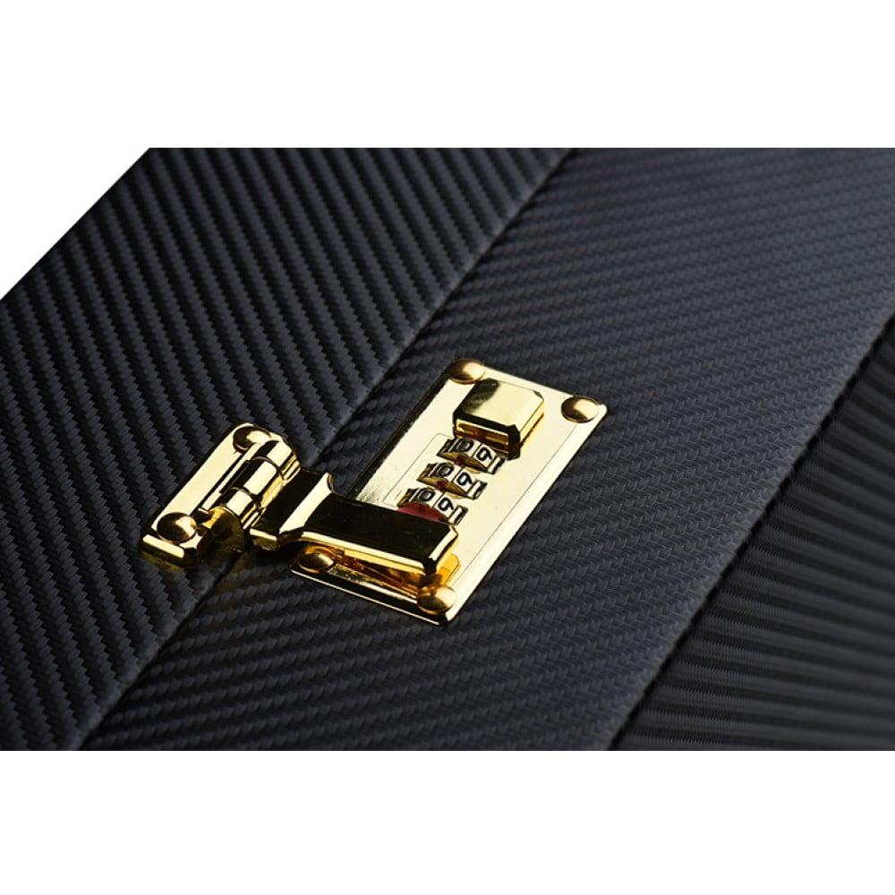Шкаф-чемодан для БДСМ девайсов кожаный Sade Trunk UPKO (34768), фото 7