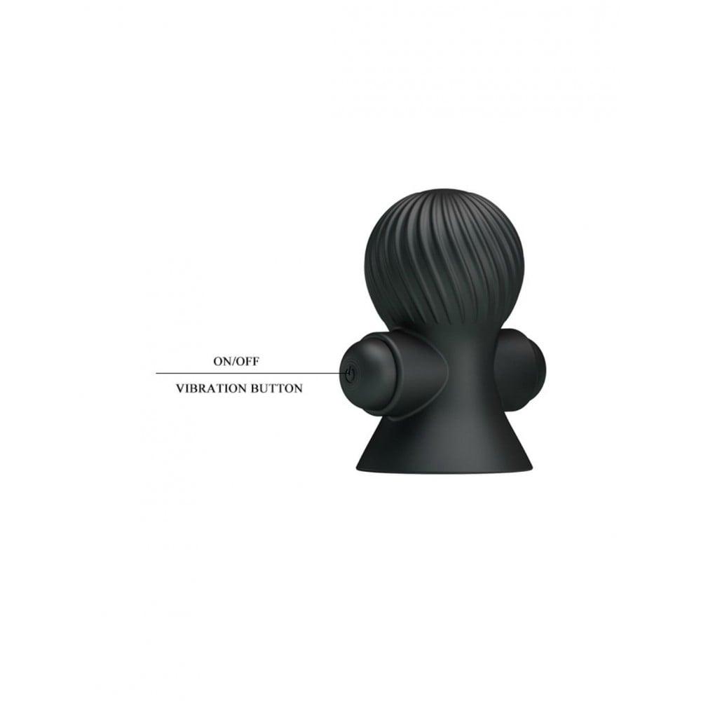 Вакуумные помпы для сосков с вибрацией Nipple Sucker (33807)