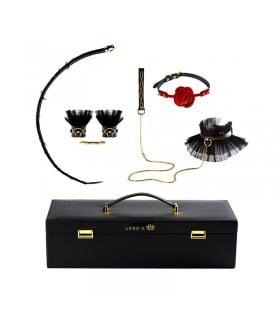 Королівський набір UPKO в валізі Luxurious & Romantic Kit, 5 предметів - No Taboo