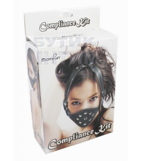 Збруя на голову Compliance Kit Roomfun - No Taboo