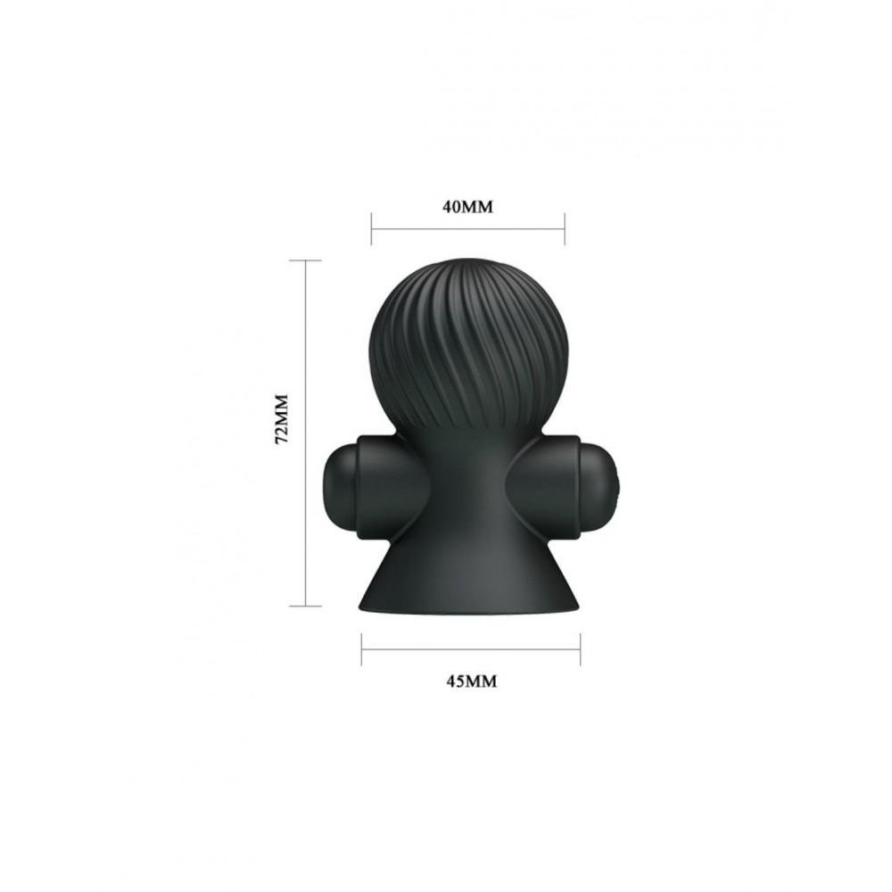 Вакуумные помпы для сосков с вибрацией Nipple Sucker (33807), фото 5