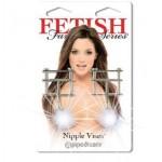 Зажимы на соски FETISH Nipple Vises