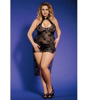 Платье кружевное сексуальное L/XL - No Taboo