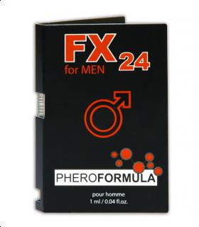 Духи с феромонами мужские FX24 for men , 1 ml - No Taboo