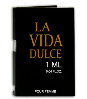 Духи с феромонами женские La Vida Dulce, 1 ml - No Taboo