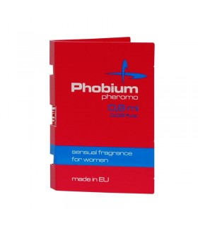 Духи с феромонами женские PHOBIUM Pheromo for women, 0,8 ml - No Taboo