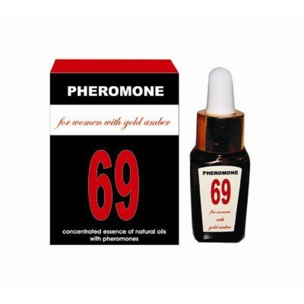 PHEROMON 69 for women (5883), фото 1 — секс шоп Украина, NO TABOO