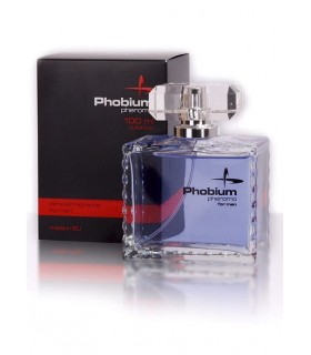 Духи с феромонами мужские PHOBIUM Pheromo for men - No Taboo