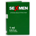 Духи с феромонами мужские SEXMEN пробник, 1 ml