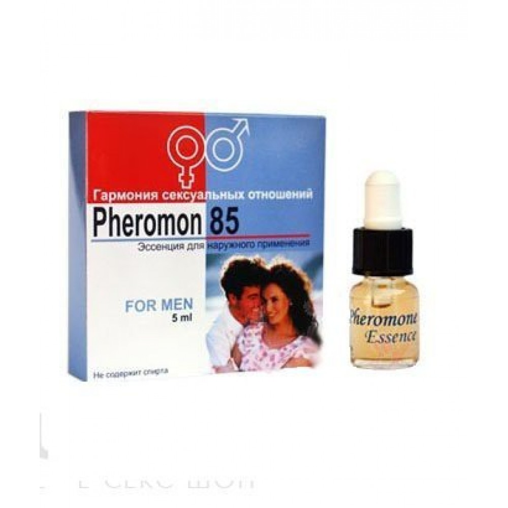 PHEROMON 85 мужской (15366), фото 2 — секс шоп Украина, NO TABOO