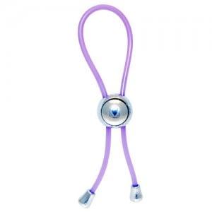 Пурпурное эрекционное кольцо-лассо (8943), zoom