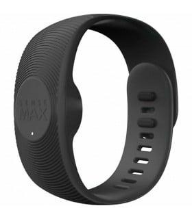 Браслет черный с Bluetooth SENSEBAND - No Taboo
