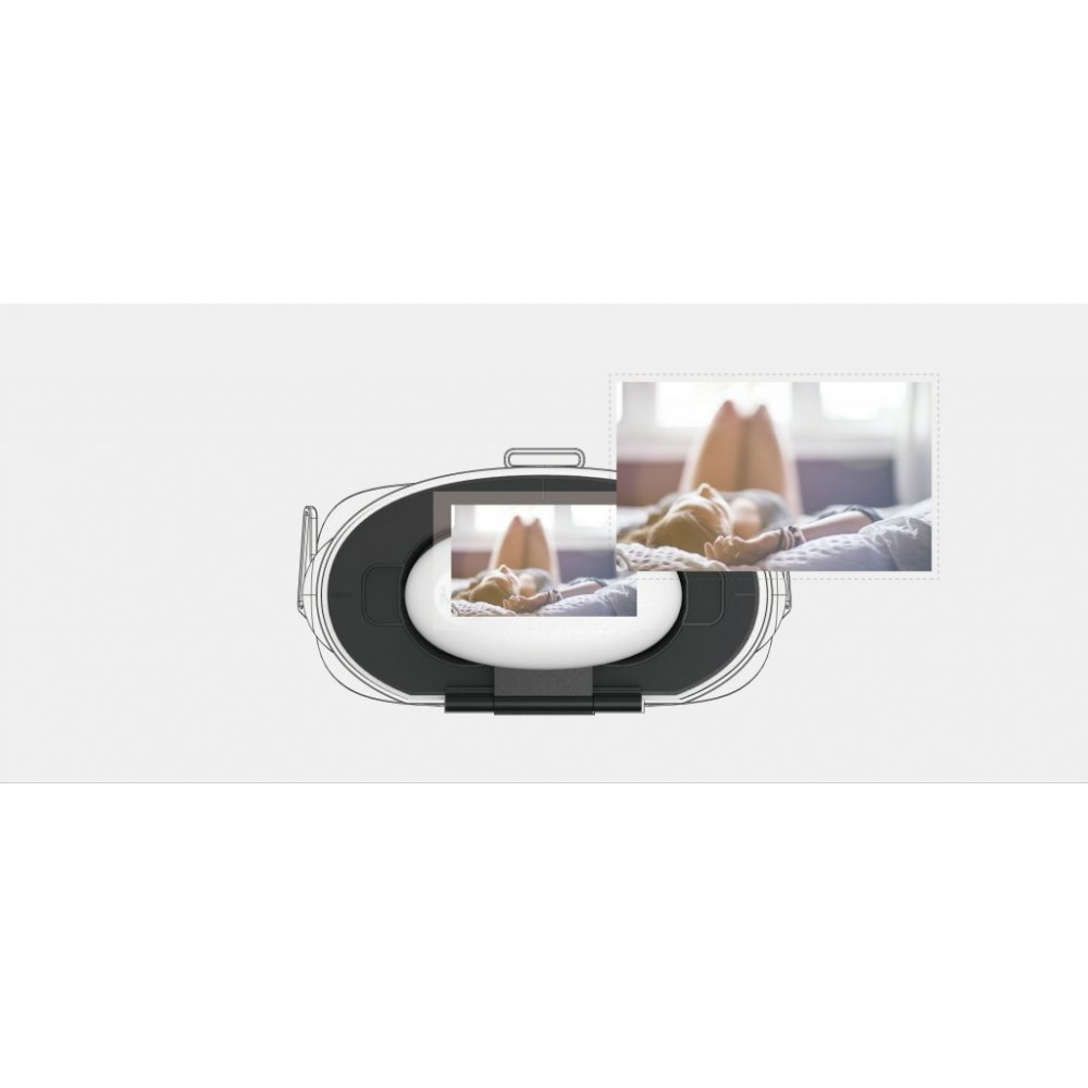 Очки виртуальной реальности SENSE VR (31661), фото 11