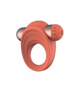 Эрекционное кольцо с вибрацией CHARISMATIC CLEA - No Taboo