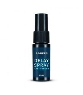 Пролонгатор Boners Delay Spray 15ml - No Taboo