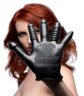 Перчатка для мастурбации Pleasure Poker, унисекс - No Taboo
