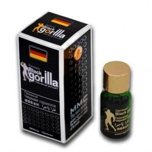 Таблетки для потенции Black Gorilla, 10 шт (38095), zoom