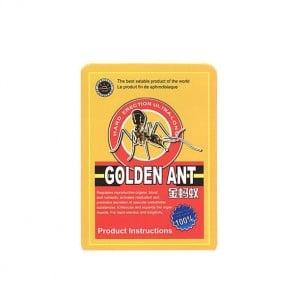 Таблетки для потенции Golden Ant Золотой Муравей, 10 шт (39027), zoom