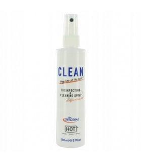 Очиститель для игрушек HOT CLEAN без спирта, 150 мл - No Taboo
