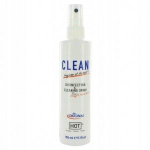 Очиститель для игрушек HOT CLEAN без спирта, 150 мл (38180), zoom