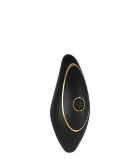 Клиторальный вибростимулятор Dream Toys, черный - No Taboo