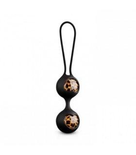 Вагинальные шарики Panthra со смещенным центром тяжести, 145 г - No Taboo
