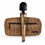 Вибратор микрофон Shaka Wand леопардовый, 28 см х 5.5 см