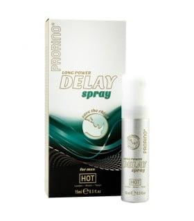 Спрей для продовження ерекції Prorino long power Delay Spray, 15 мл - No Taboo