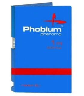 Пробник мужских духов с феромонами Phobium Pheromo V2.0, 1 ml - No Taboo