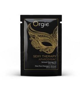 Orgie сашет (пробник) Sexy Therapy массажное масло - No Taboo