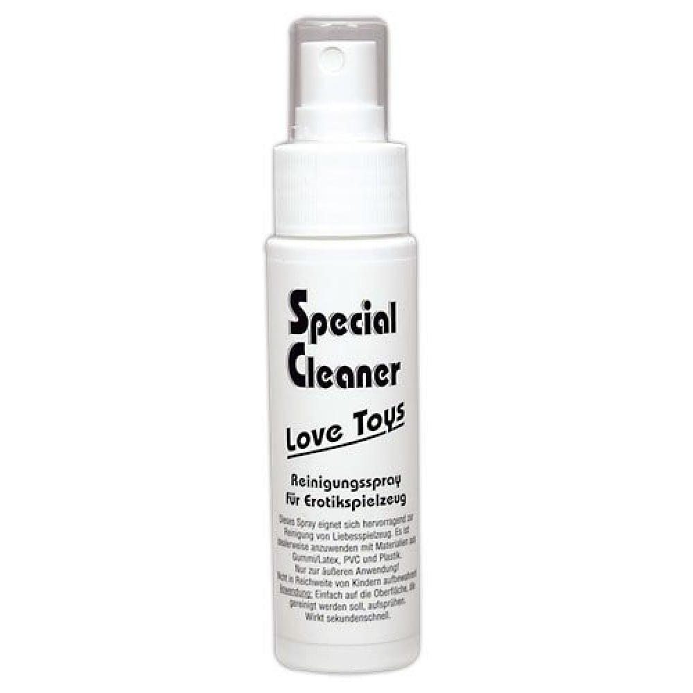 Спрей для ухода за секс игрушками - Special Cleaner Love Toys 50мл (6518), фото 1