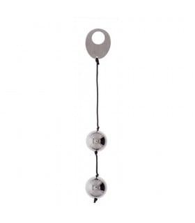 Вагинальные шарики тяжелые, металлические, 255г